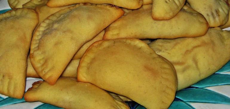 Пирожки с копченым мясом «как из магазина»