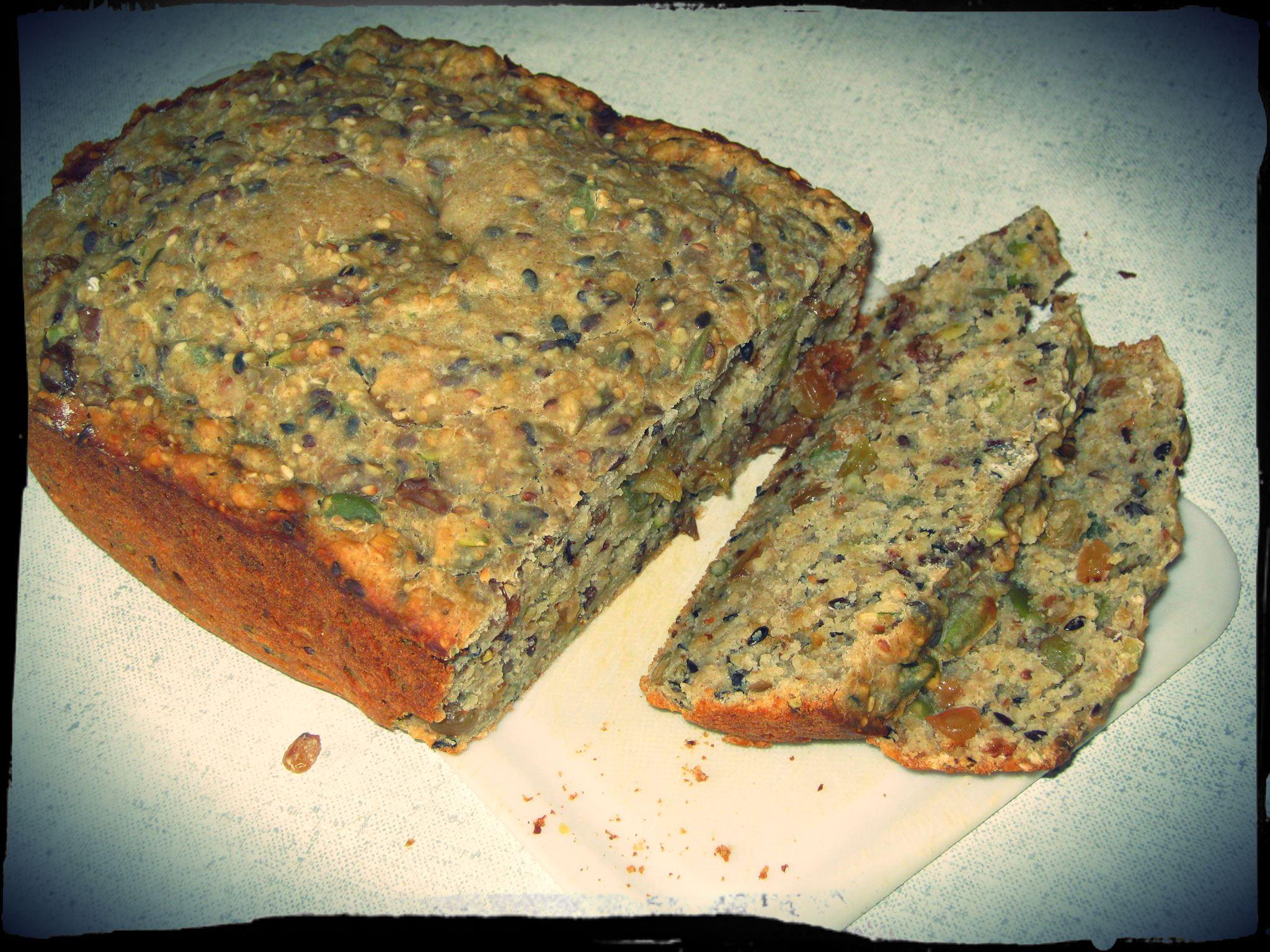 4 фото бездрожжевого хлеба