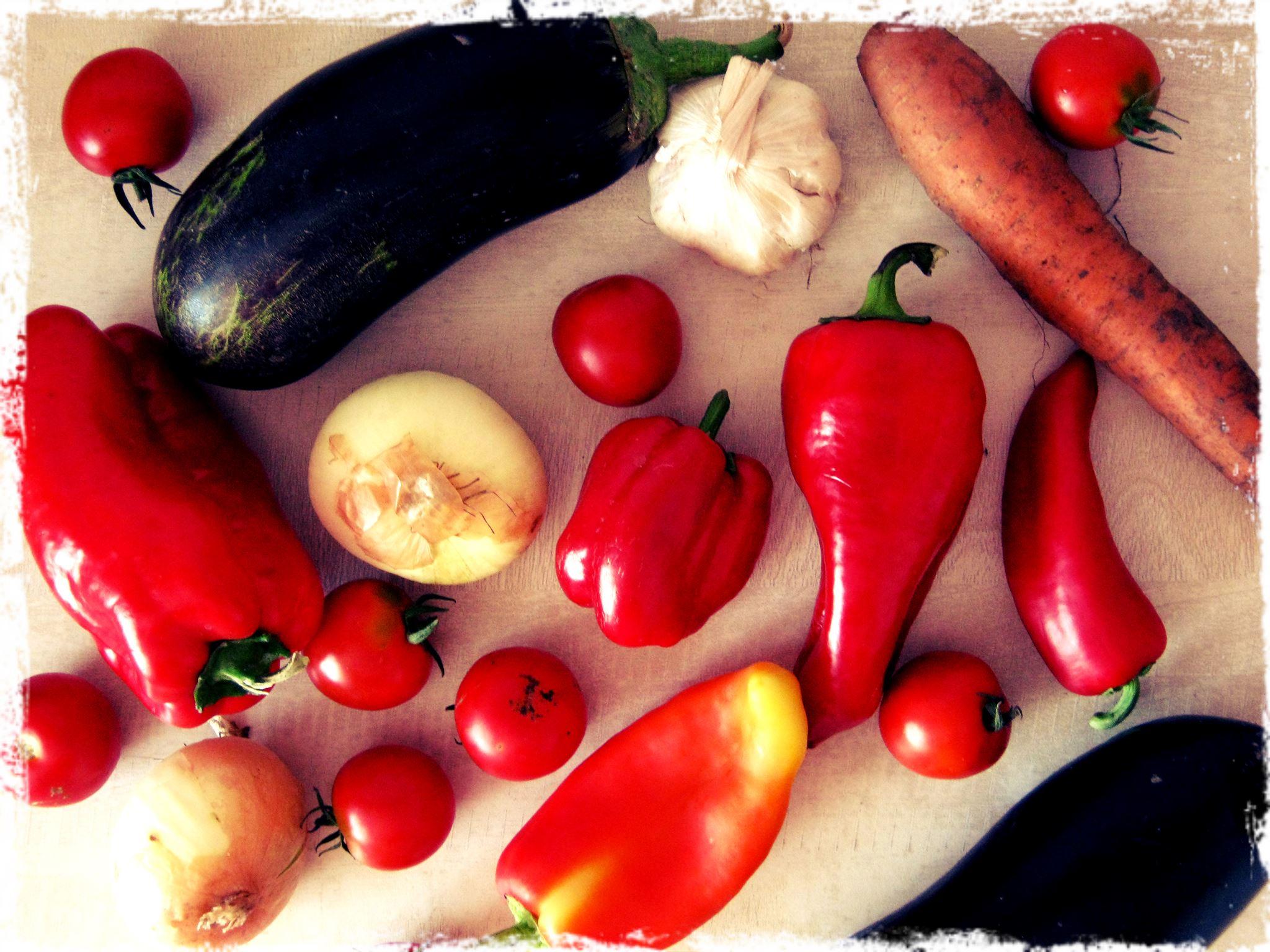 1 овощное ассорти