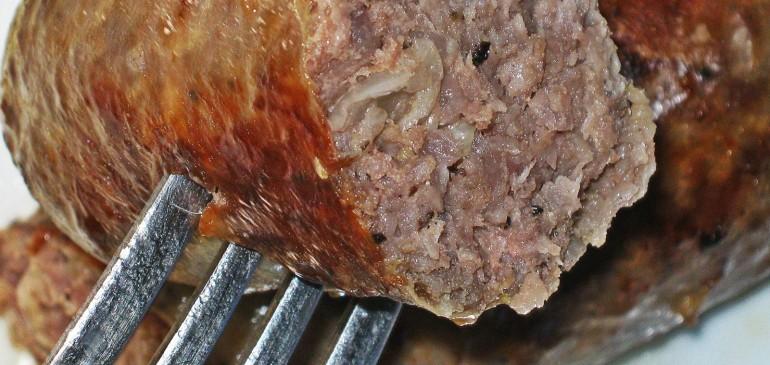 Как сделать домашние колбаски по-молдавски — кырнэцеи